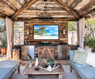 Huntington Beach Interior Designer – Outdoor Interior Design